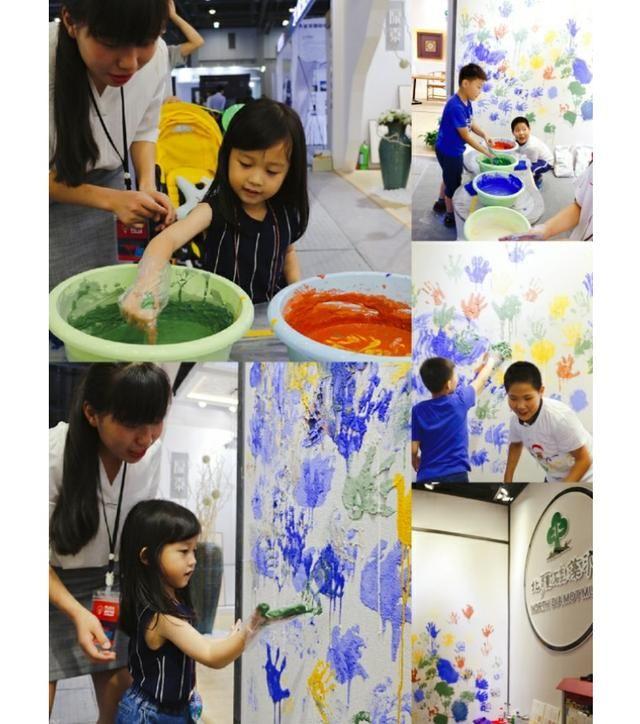 儿童与北疆硅藻泥的近距离互动.jpg