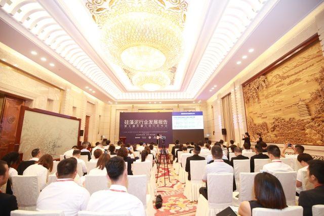 硅藻泥行业发展报告暨北疆质量万里行发布会
