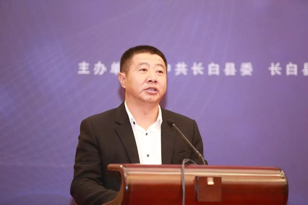 北疆公司董事长黄宪斌