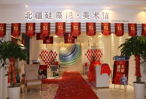 北疆硅藻泥美术馆盛大开业啦!