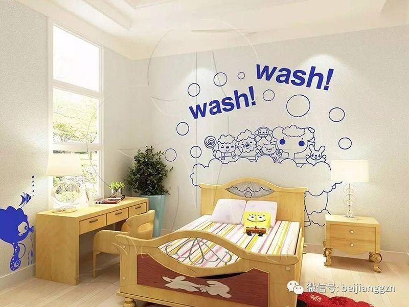 儿童房装修要注意什么效果图展示