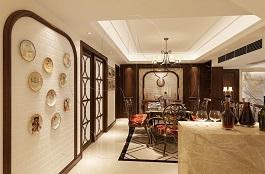 A3-美式-餐厅-砖艺