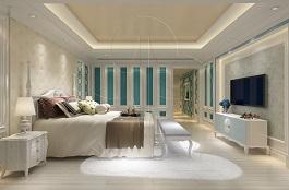A3-欧式三-卧室-丝网印