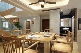 A1-田园三-餐厅-丝网印