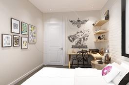 A3-简约卧室一