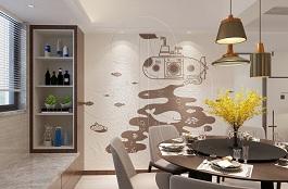 A3-现代客餐厅一