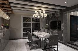 A3-现代客餐厅四