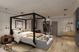 A3-混搭卧室一