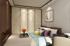 A3-中式三-卧室-肌理--手绘
