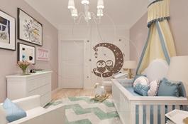 A3-田园卧室二