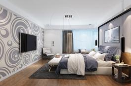 A3-现代卧室一