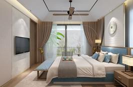 A3-中式卧室三