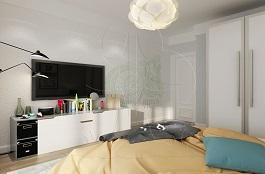 A3-北欧-卧室-刻花
