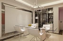 A3-现代三-餐厅-肌理-压花-硅藻砖