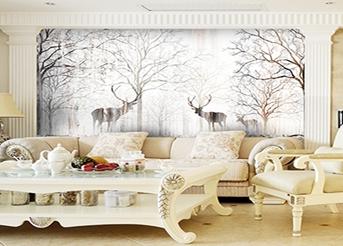 【北疆硅藻泥】家装选硅藻泥还是壁纸?哪个更好?