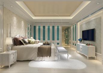 装修用北疆硅藻泥,小居室秒变欧式大别墅!