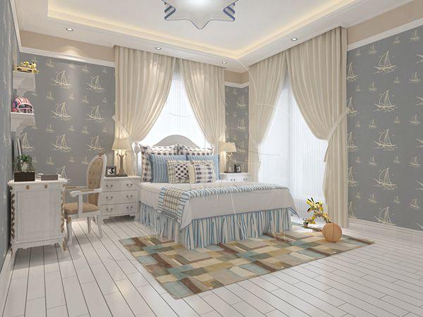 北疆硅藻泥儿童房装修效果图