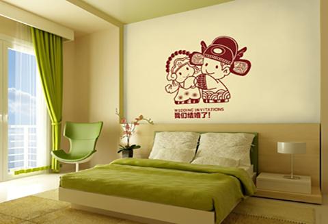 【北疆硅藻泥】硅藻泥卧室装修效果图