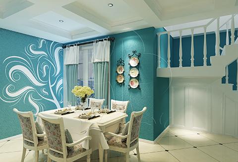 【北疆硅藻泥】家庭餐厅装修注意这四大要点