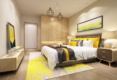 【北疆硅藻泥】拥有这样的硅藻泥卧室,还在担心睡不好?