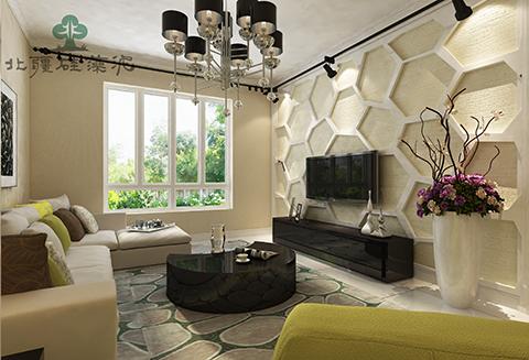 【北疆硅藻泥】看硅藻泥如何瞬间提升客厅魅力!