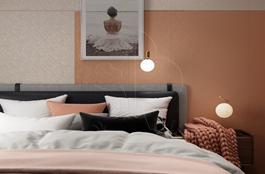 北欧一-卧室-大都会系列