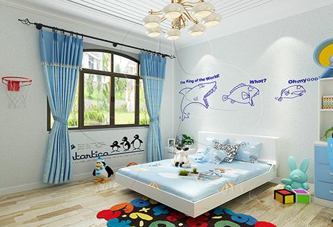 【北疆硅藻泥】如何装修儿童房 硅藻泥完美缔造梦幻儿童房