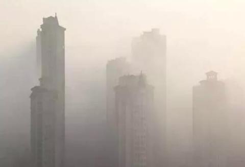 【北疆硅藻泥】雾霾天,室内净化就靠北疆硅藻泥