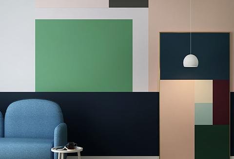 【北疆硅藻泥】硅藻泥电视背景墙,家居必备好物