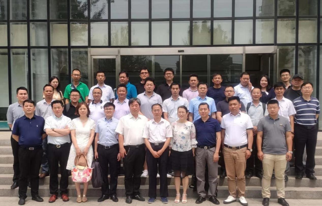 北疆硅藻泥参加在京举行的三项行业标准工作会议