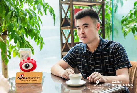 北疆硅藻泥唐正龙:用内涵式增长,打造硅藻泥第一品牌