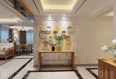 【北疆硅藻泥】墙面装修环保材料首选硅藻泥
