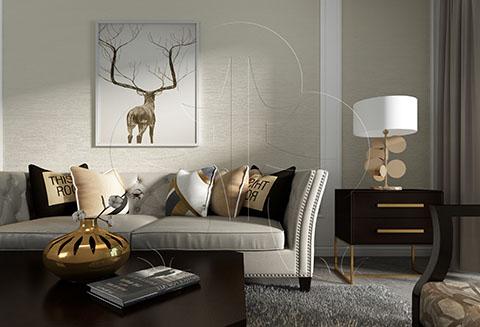 【北疆硅藻泥】硅藻泥色彩合理搭配,让您的墙面更美观!