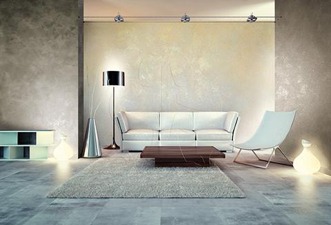 【北疆硅藻泥】硅藻泥背景墙展现家装与众不同