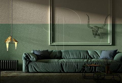 新房装修用什么?北疆硅藻泥绝对让您惊喜重重