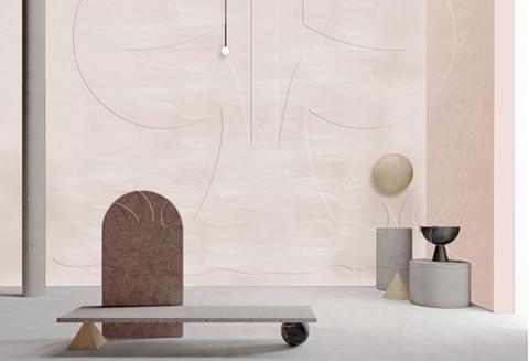 不同的室内空间用什么颜色艺术涂料?