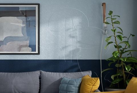 巧用艺术硅藻泥,让住宅变豪宅
