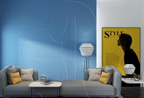 墙面装饰用液体壁纸还是艺术涂料,哪个更好?