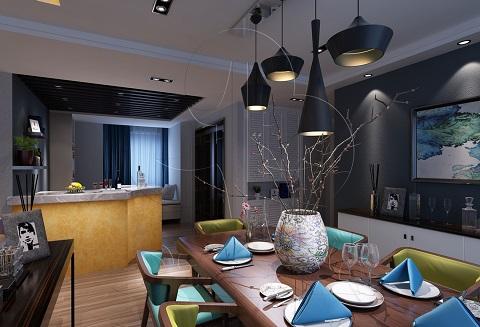 应该要怎么样给自己的房子搭配合适的色彩呢