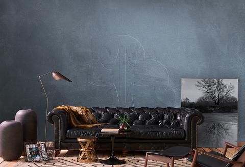 室内装修材料换代,硅藻泥为何能独领风骚