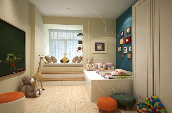 使用硅藻泥装修墙面的房间在夏天更舒爽